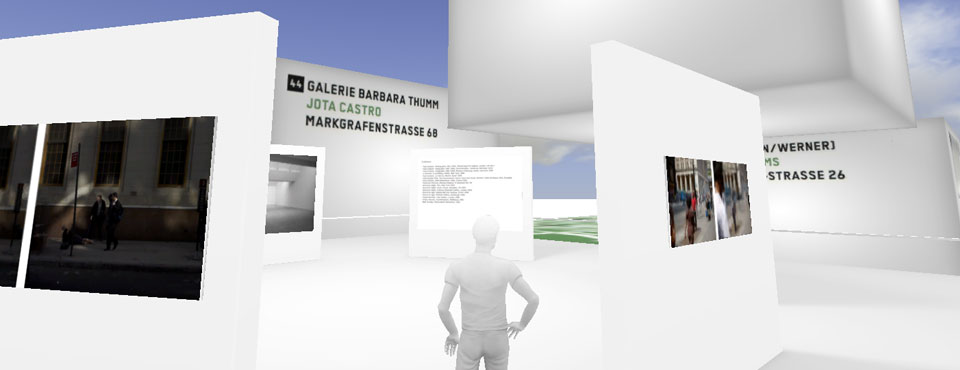 Virtual Gallery Weekend Berlin 2012
